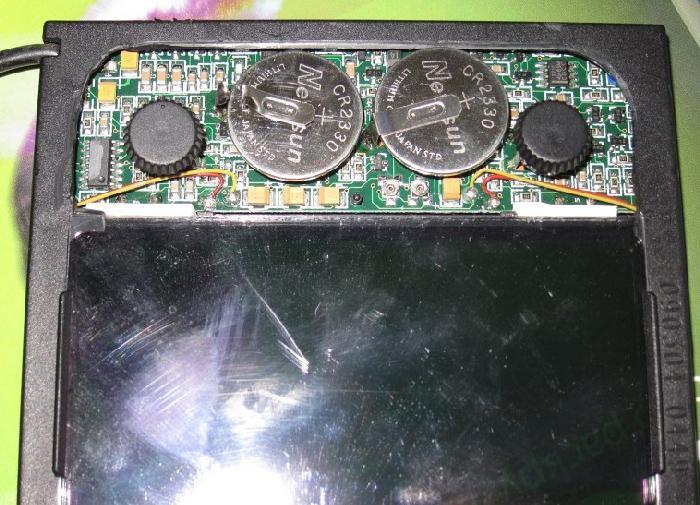Зарядка батарейки