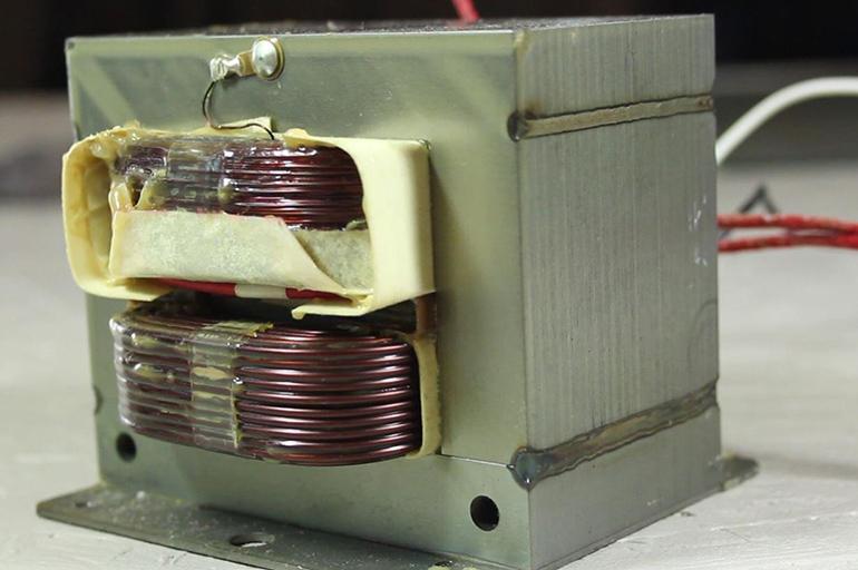 Изготовление мощного трансформатора