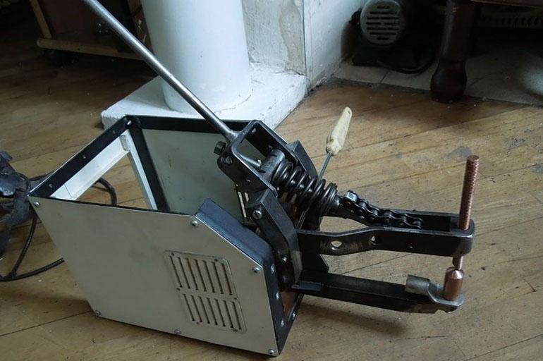 Самодельный аппарат