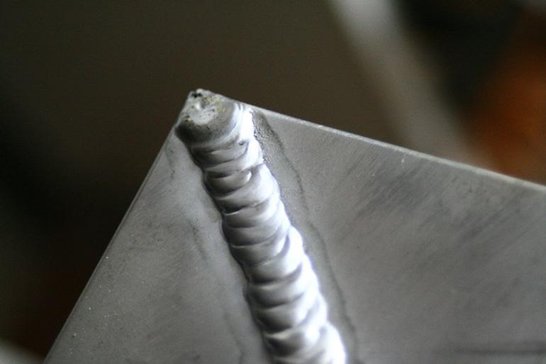 Механические свойства шва
