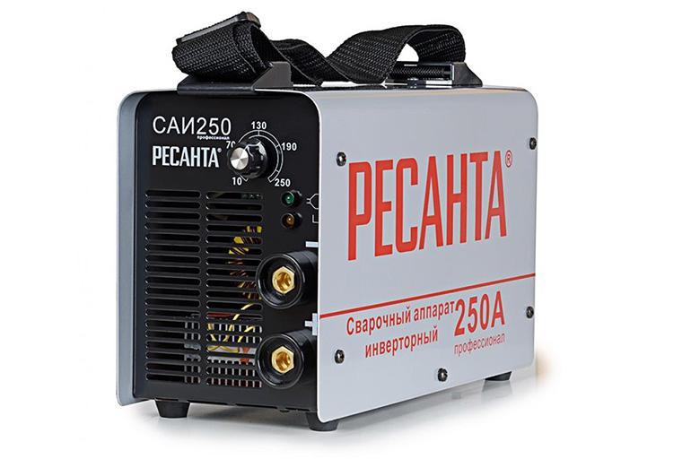 Ресанта САИ-250 схема