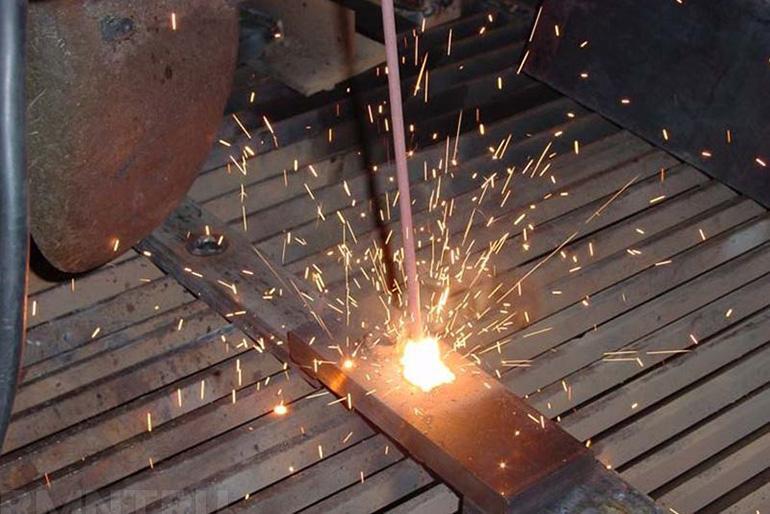 Расход электродов на 1 тонну металлоконструкций