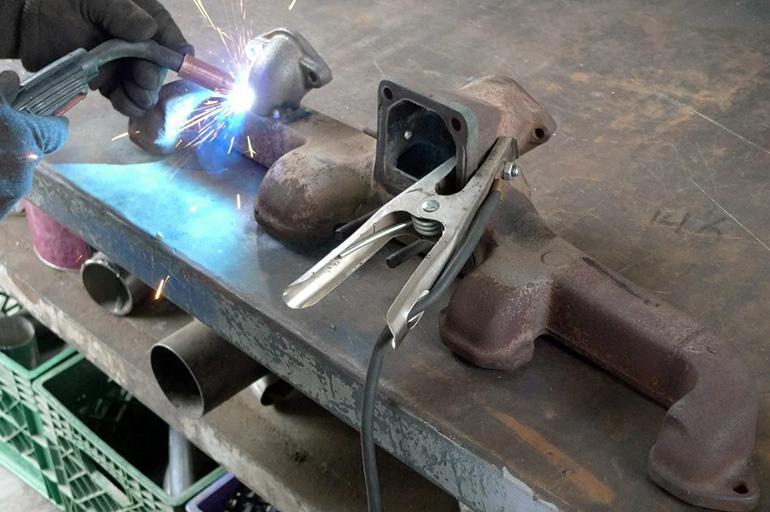 Сваривать чугун со сталью