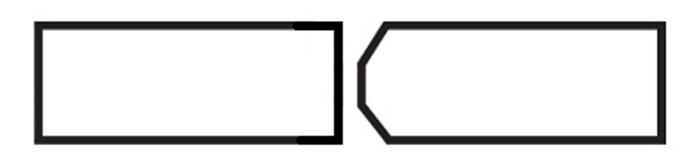 k-образный скос