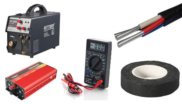 инструменты для нагрева